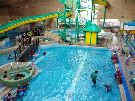 Waterfront Leisure Centre London
