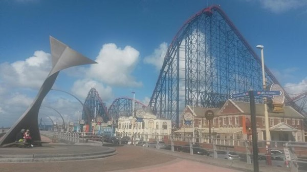Blackpool Pleasure Beach
