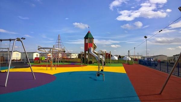 Hilltop Holiday Park Blairs Caravans Ltd